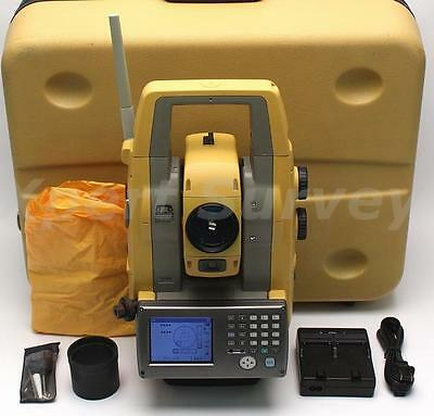 """Topcon PS-103A Power Station 3"""" Robotic Total Station 2.4 GHz PS103A PS-103"""
