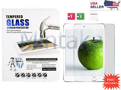 Samsung Galaxy Tab S 2.S3. 9''7 inch Tempered Glass Screen Protector Real Film.