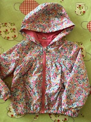 Girls Rain Coat Age 18-24 Months