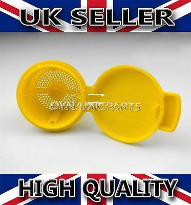 RENAULT MEGANE Mk3 SCENIC Mk3 WINDSCREEN WASHER BOTTLE CAP LID COVER