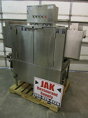 Stero Model ER-44 Dish Washer machine Tested 208 Volt