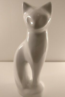 Pet / Cat / Stanley Cremation Ashes, Urn; Solid Metal; WHITE