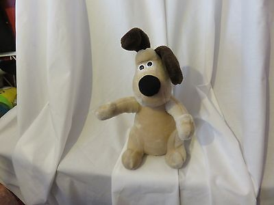 """10"""" cute soft standing gromit dog from wallace and gromit plush doll"""