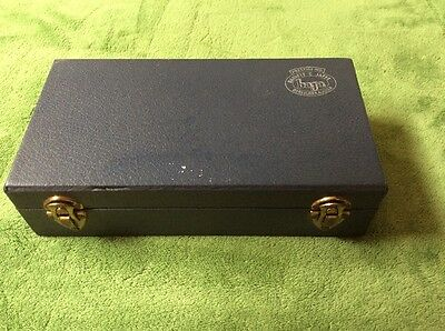 Barnett and Jaffe Baja Vintage 100 Capacity 35mm Slide Storage Box
