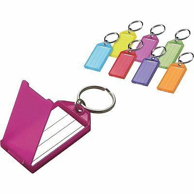(Case of 5) Lucky Line I.D. Key Tag With Ring