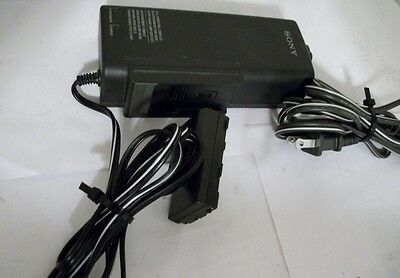 Sony AC-V316 Camcorder AC Adapter/Battery Charger