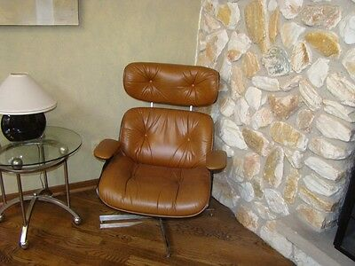 Vintage Plycraft Eames Style Lounge Chair Mid Century Modern