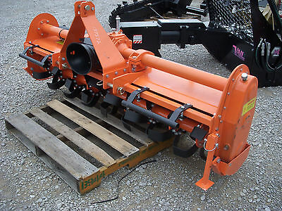 """Field King RTHSC180 3 Point Hitch 71"""" Rotary Tiller Attachment - Ship $199"""