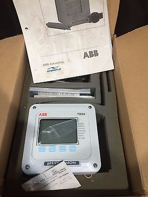 ABB TB84PH1000300 Advantage Series pH/ORP Water Analyzer