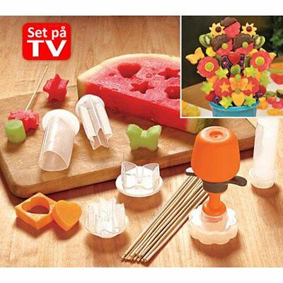 Best Tool For Your Fruit Kitchenware POP CHEF Fruit Carving Tool Set