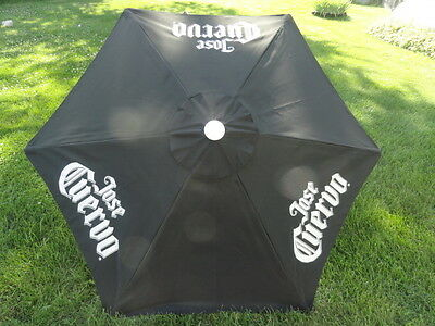 Jose Cuervo Table Umbrella - 73 1/2 - Brand New - Tequila - Yard - Patio