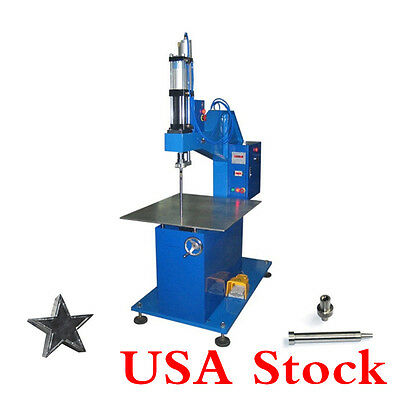 USA Stock-220V Ving Automatic Clincher Machine for Metal Channel Letter Making