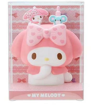 Cute My Melody Pen Pencil Holder Container Office Desktop Organizer c/w 2 Pens