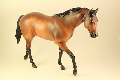 Breyer #1188 Seabiscuit Thoroughbred Race Horse John Henry Mold Traditional Toy