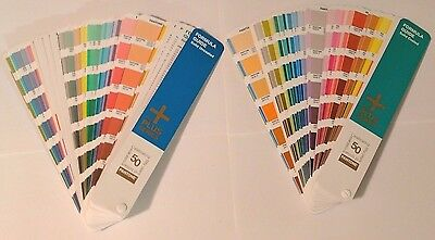 Pantone Color Formula Guides The Plus Series Coated & Uncoated. Free Shipping!!!