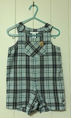Adorable H&M Snoopy Overalls (Size 00 / 4 - 6 Months)