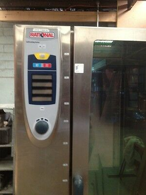Rational 20 Tray Combi Oven
