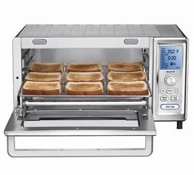 Cuisinart TOB-260N Chef's Convection Toaster Oven,  Stainless Steel TOB-260NFR