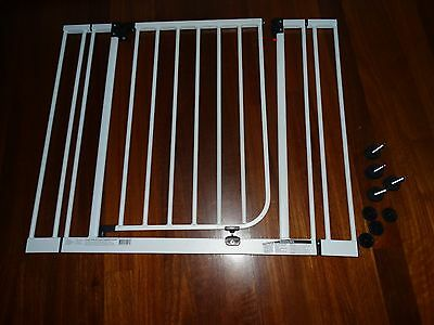 Target Deluxe Safety Gate Age: 0 - 24 months -