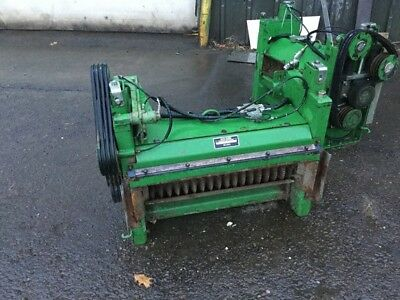 John Deere Kernal Star Forage Attachments