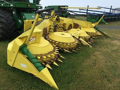 2012 John Deere 678 Forage Attachments