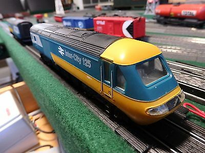 Ho Hornby Inter-City 125 Loco And Carraige