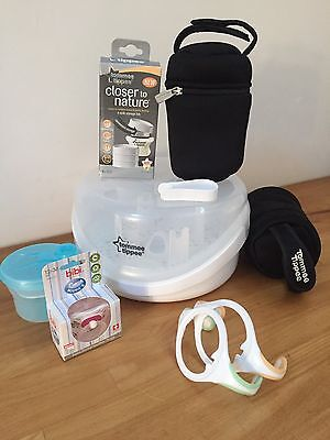 Lot Accessoires Puériculture Tommee Tippee