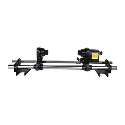"54"" Automatic Media Take up Reel D54 System for Mutoh / Mimaki / Roland / Epson"