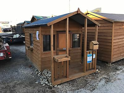 Cubby House, Timber Play House