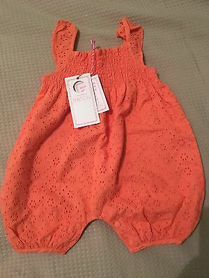 Pumpkin Patch Summer All In One Size 0-3months
