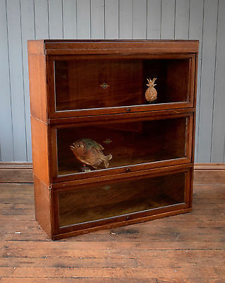 Globe Wernicke Sectional Bookcase, Mid Century Shelving,Display case CAN DELIVER