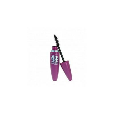 Gemey Maybelline Mascara Volum Express The Falsies - Noir Glamour