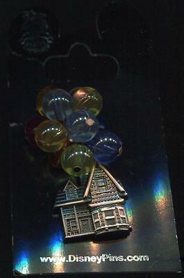 Up Carl and Ellie's House 3D Bead Balloons Disney Pin 113180