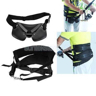 Stand Up Offshore Fishing Gimbal Padded Fighting Harness & Waist Rod Holder