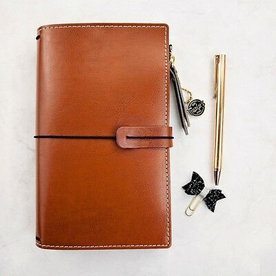 My Prima Planner Traveler's Journal Starter Set Nomad's  Traveler's Notebook