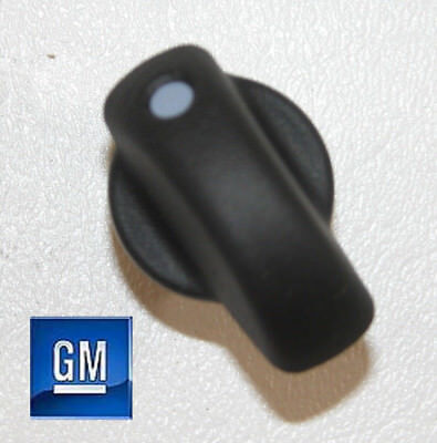 2005 Chevy Equinox Heater Control Middle Fan Speed Control Knob  NEW GM 697