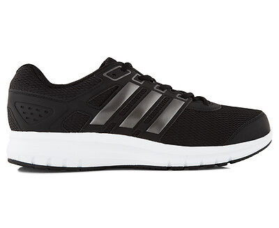 Adidas Men's Duramo Lite Running Shoe - Black/White