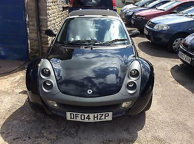 2004. Smart Roadster 0.7 Coupe
