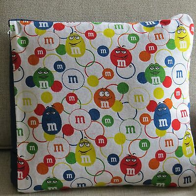 M & M  Theme - Quillow ( Blanket in a Pillow)