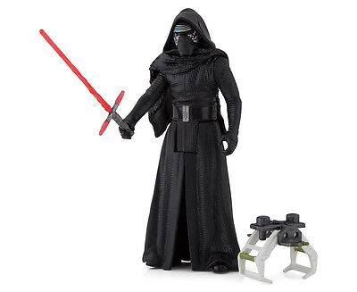 Star Wars Episode 7 Kylo Ren Figurine Set