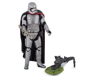 Star Wars Episode 7 Captain Phasma Figurine Set