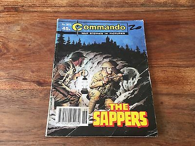 Vintage Commando comics book - Issue number 2672, the snappers , war comic book