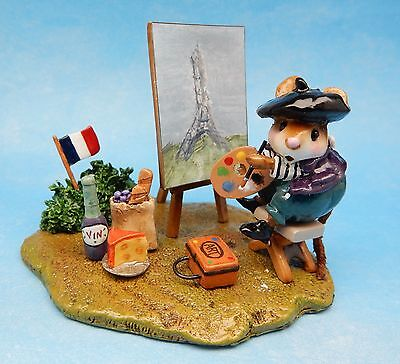 PAINT THE TOWN by Wee Forest Folk, Mouse Expo 2016 Event Piece