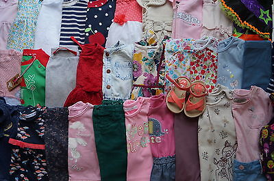 Bundle of girls clothes from 6-9 months old - LOTS OF PICTURES INSIDE