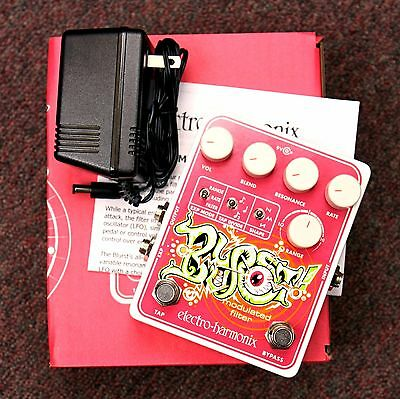 ELECTRO HARMONIX Blurst Modulated Filter Electric Guitar EFFECTS PEDAL