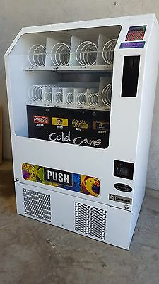 2nd SNACKMATE COMBO VENDING MACHINE