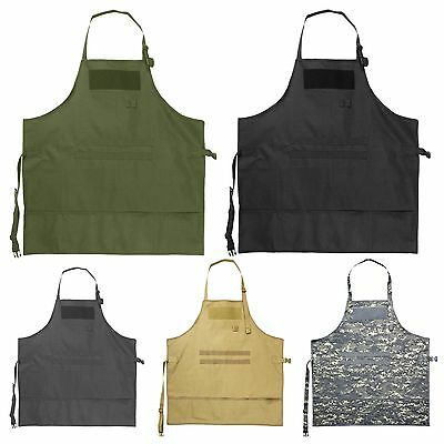 """NcSTAR Gunsmithing Adjustable Technician Reinforced Double Layered Apron 33"""""""