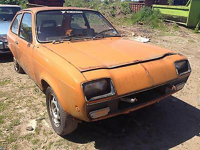 1980 Vauxhall Opel Chevette - Classic / Investment / Project