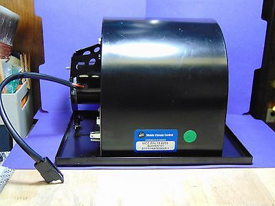 New MCC 15-8203 12v HVAC BLOWER with sensor / resistor assembly