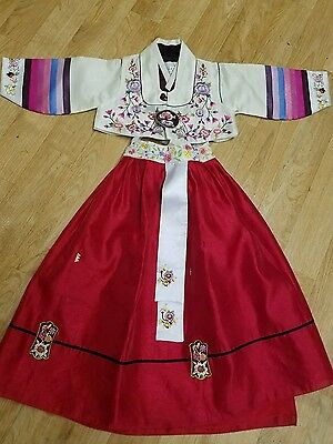 Korean traditional dress for Kids- Hanbok for 1 years old